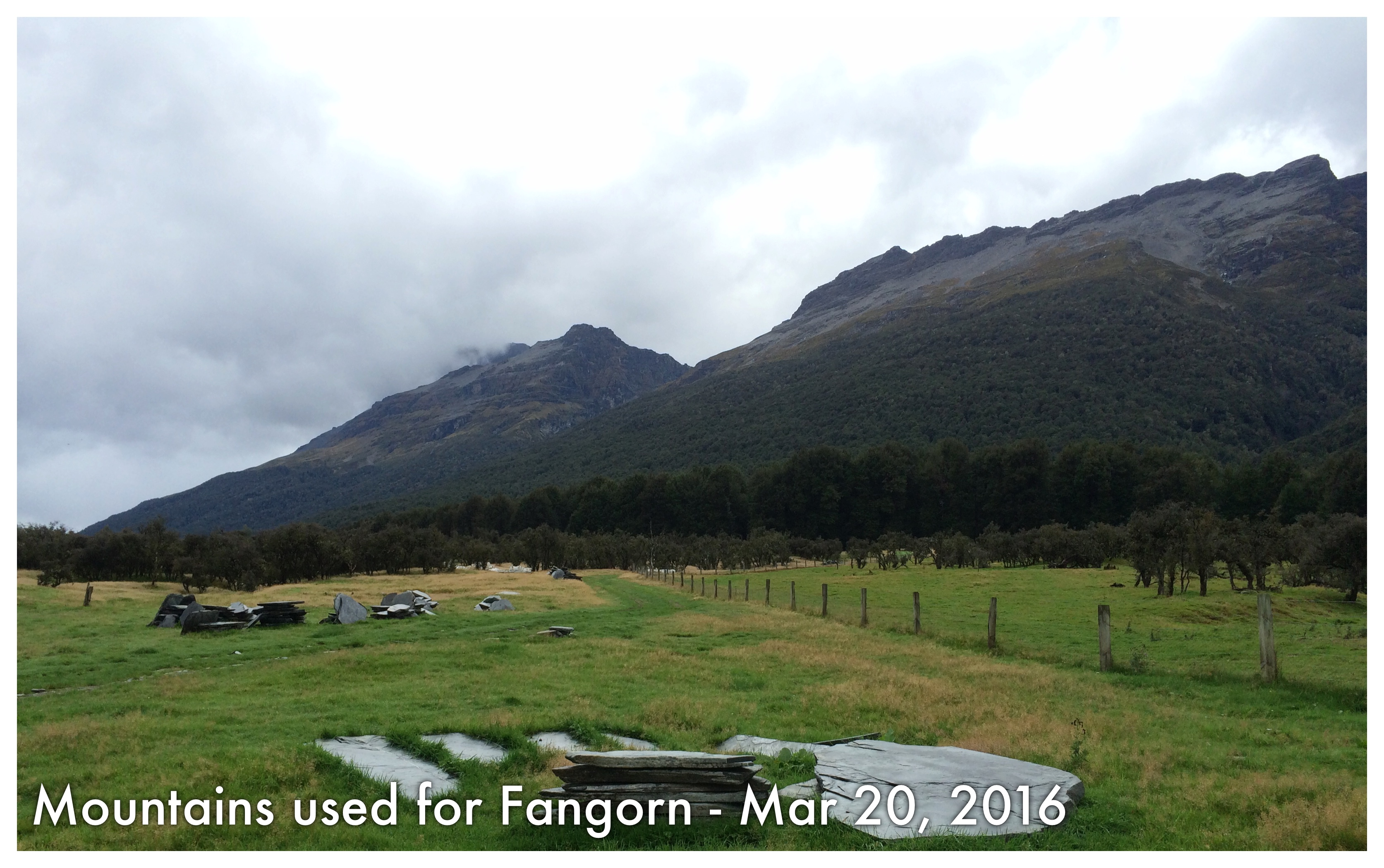 Fangorn mountains