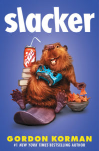 Slacker book cover