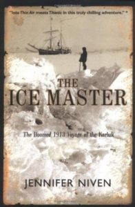 Cover of The Ice Master by Jennifer Niven