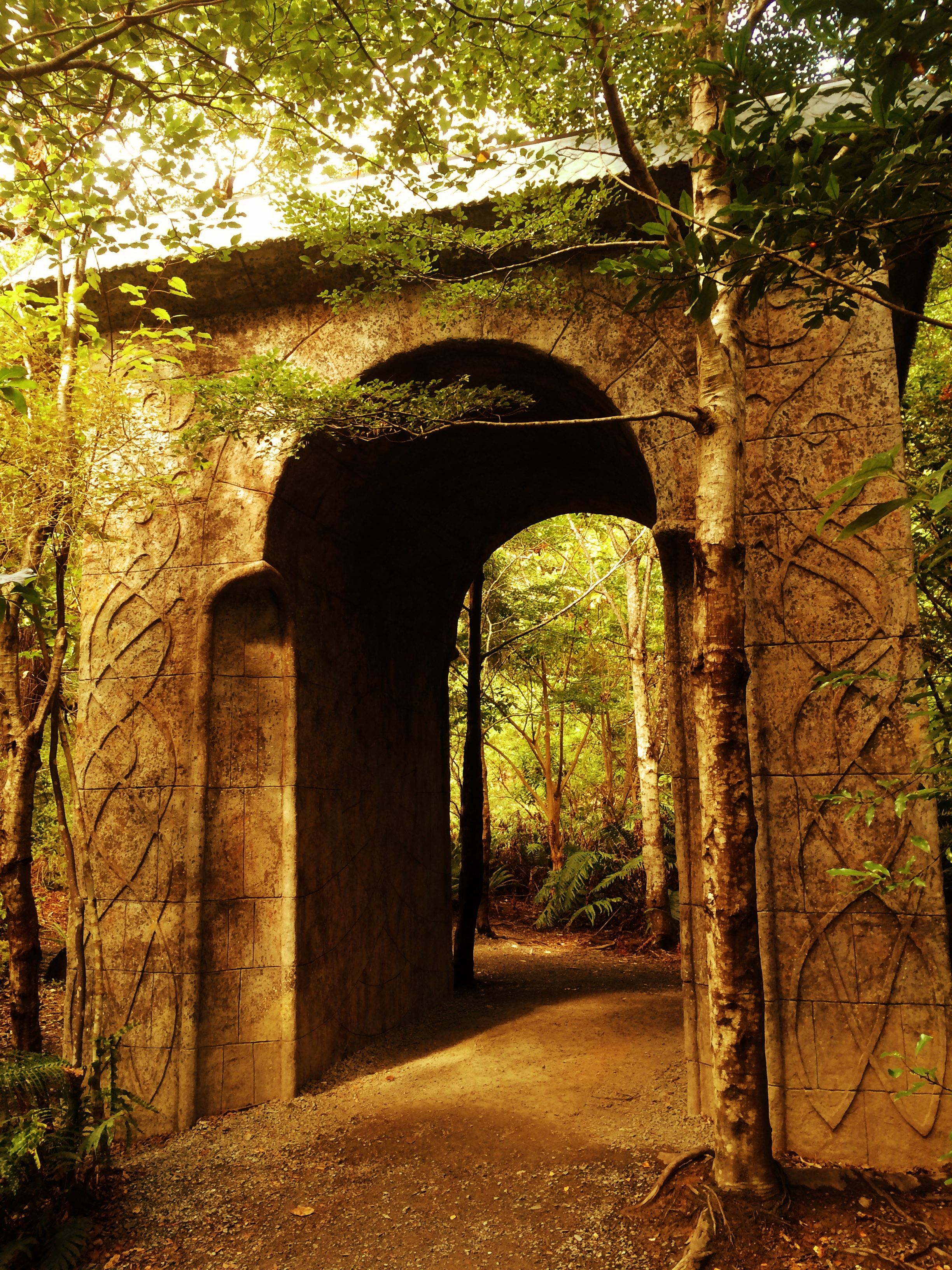 Rivendell gate