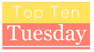 Top 10 Tuesday banner