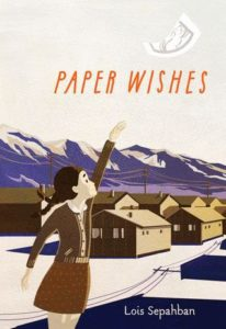 Coveer of Paper Wishes