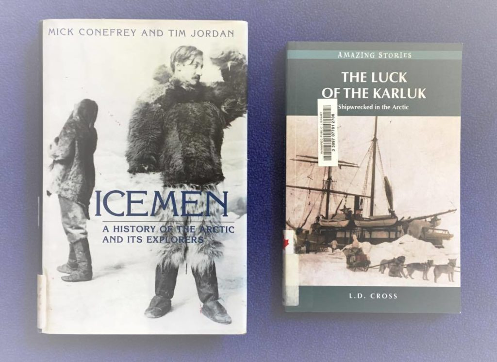 Icemen and The Luck of the Karluk