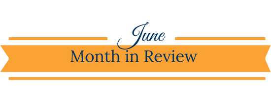 June 2017 month in review