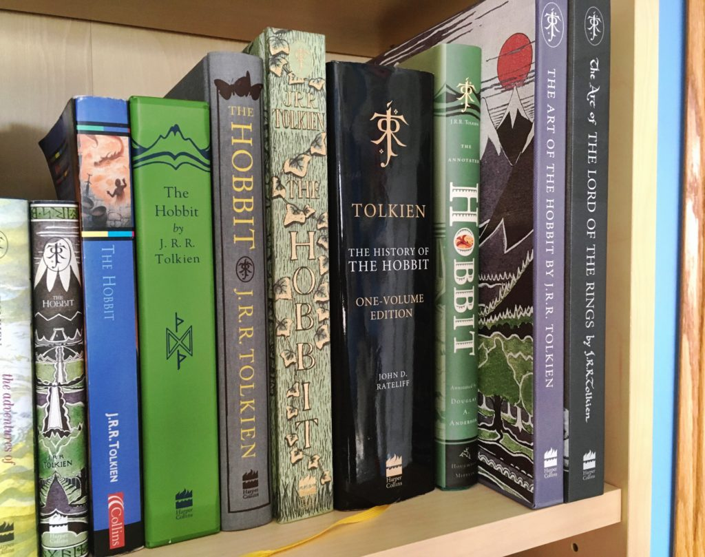 The Hobbit collection