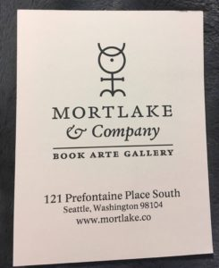 Mortlake & Company card