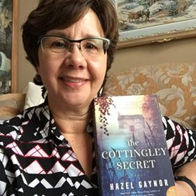 Mom with The Cottingley Secret