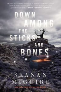 Down Among the Sticks and bones cover