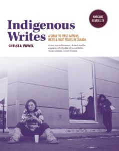 Indigenous Writes cover