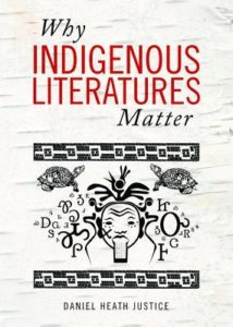 Cover of Why Indigenous LIteratures Matter